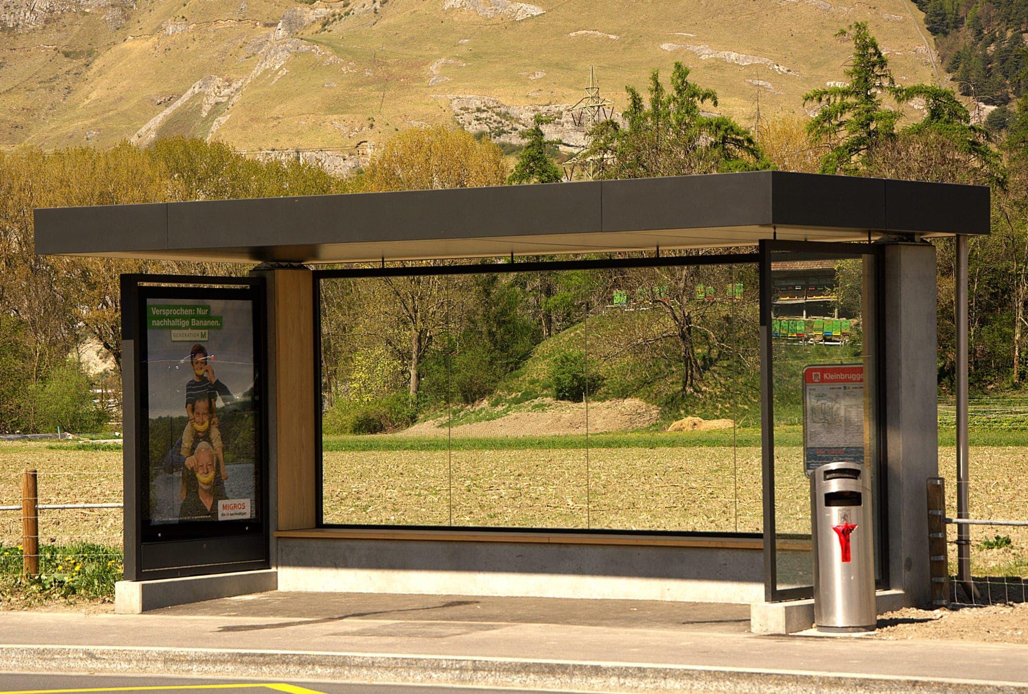Bushaltestelle Chur