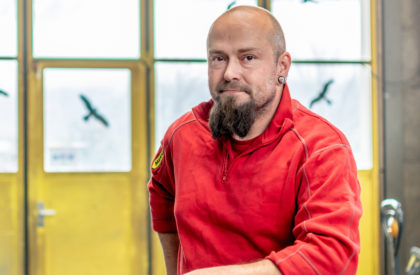 Jens Henrix – Metallbau Monteur
