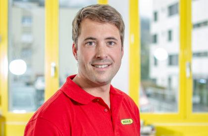 Stefan Roider – Geschäftsführer und Geschäftsinhaber